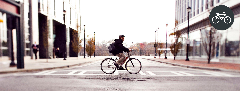 Atlantic Station Bike