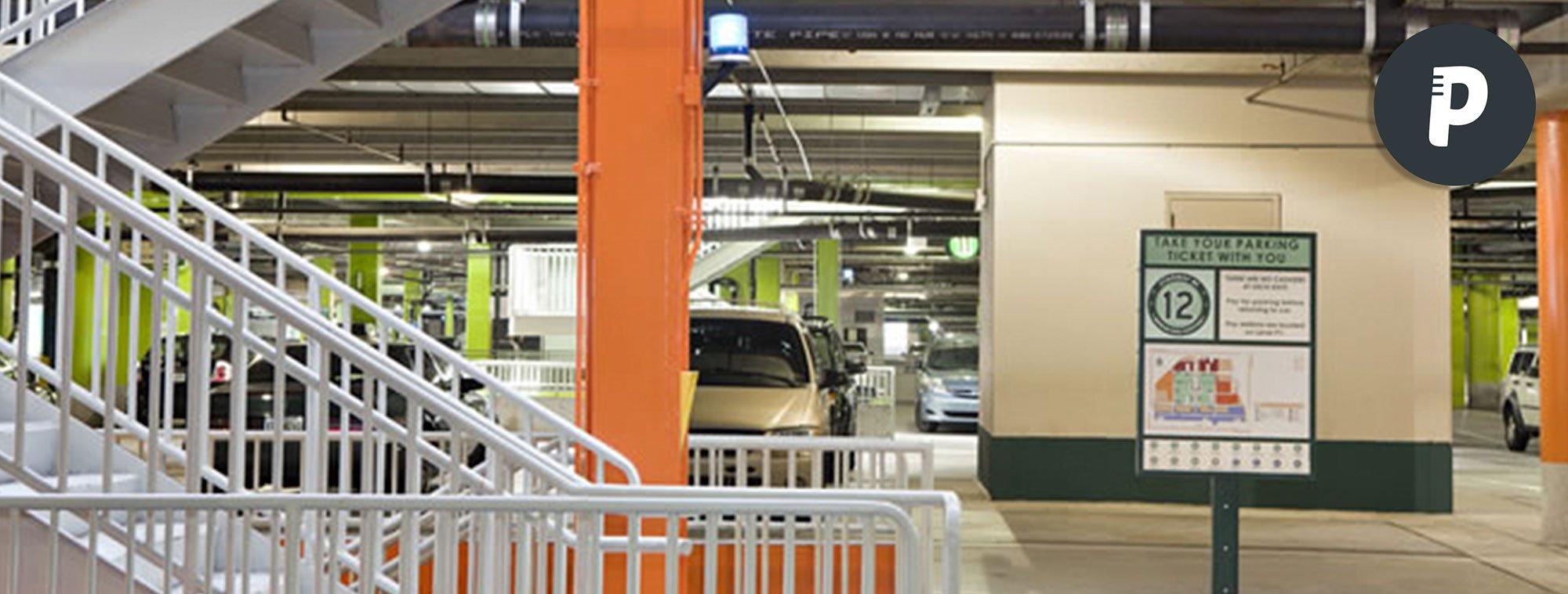 Atlantic Station Parking