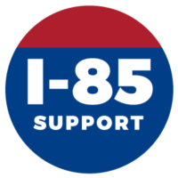 I-85 Support, Atlantic Station