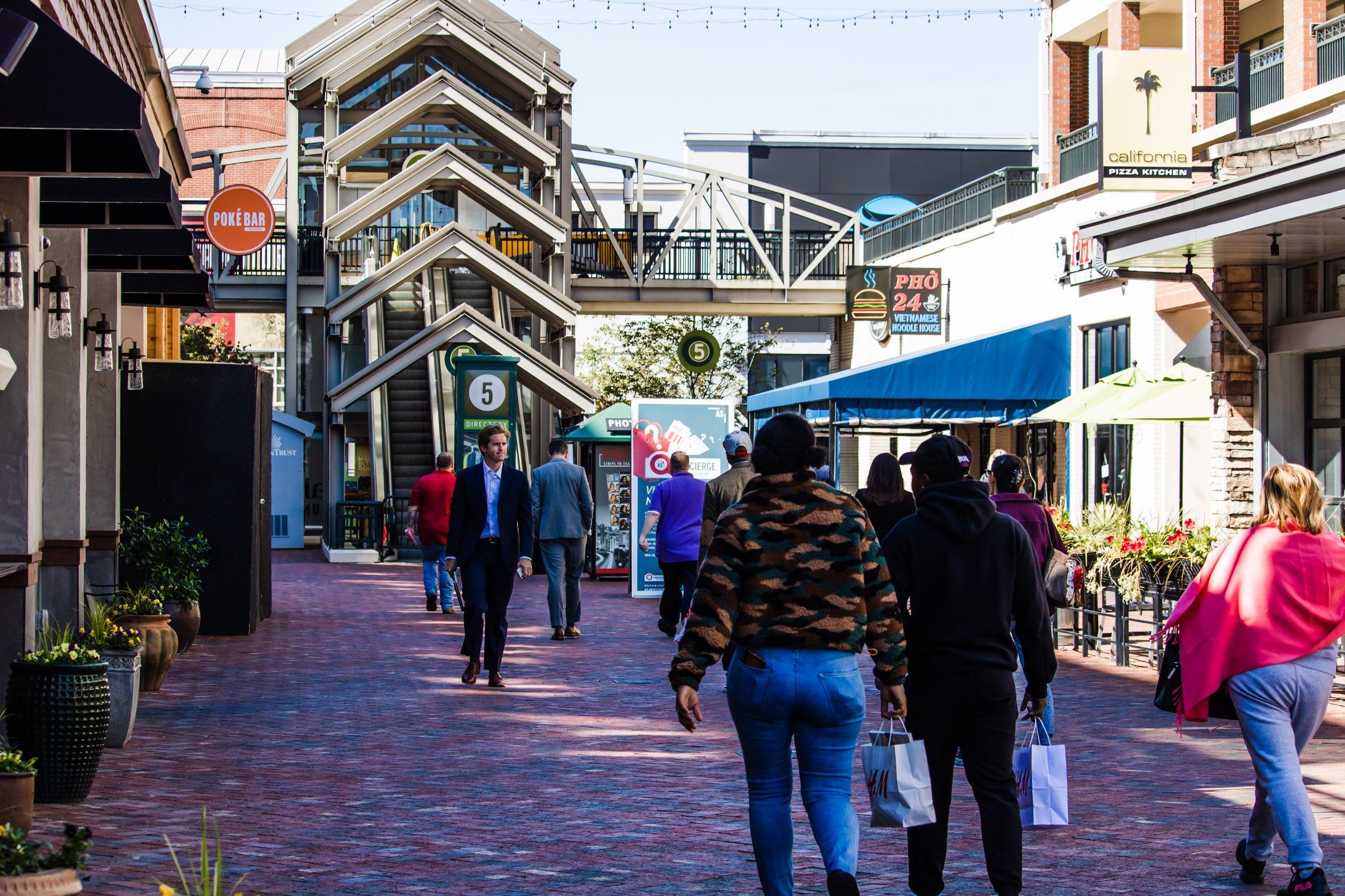 Atlantic Station Shops